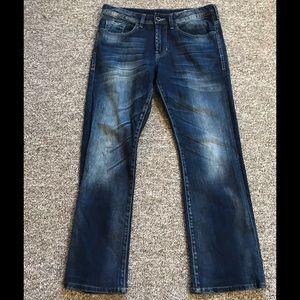 Buffalo David Bitton King X Slim Boot Men's Jeans